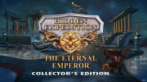 Секретная экспедиция 12: Бессмертный император / Hidden Expedition 12: The Eternal Emperor (2016) [RUS][P]