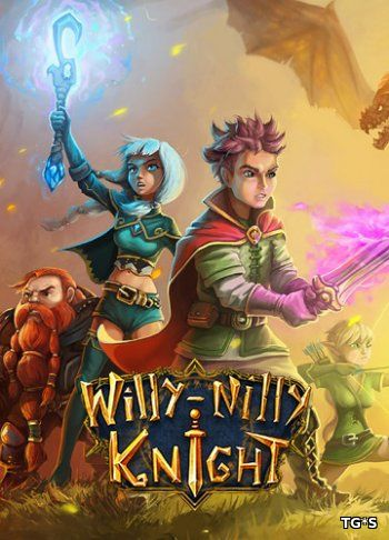 Willy-Nilly Knight [ENG / v 1.04] (2017) PC | Early Access