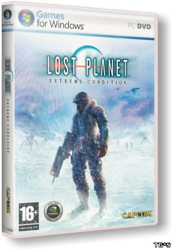 Lost Planet: Extreme Condition - Colonies Edition (2008) PC | Repack by -=Hooli G@n=- от Zlofenix