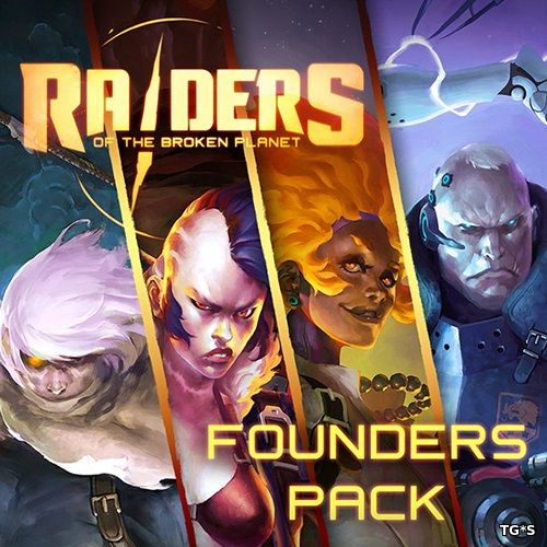Raiders of the Broken Planet [v 1.0 + 4 DLC] (2017) PC | RePack от SpaceX
