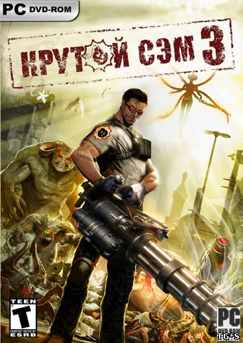 Крутой Сэм 3: BFE / Serious Sam 3: BFE Gold Edition (2011) PC | Лицензия