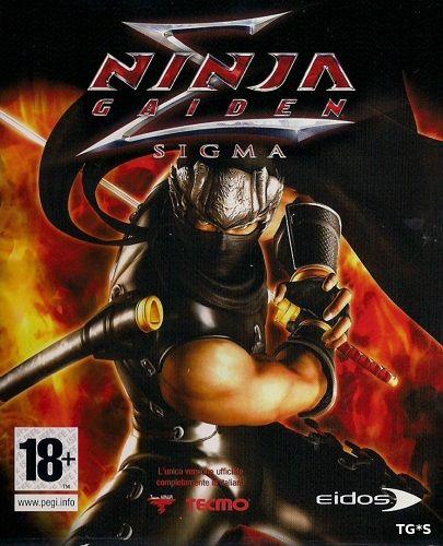 Ninja Gaiden: Sigma [ENG / JAP ; RPCS3] (2007) PC