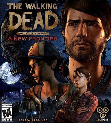 The Walking Dead - A New Frontier. Episode 1-4 (v.1.0.0.1) (RUS | ENG) [RePack] - by XLASER