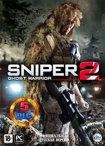 Sniper: Ghost Warrior 2 [v 1.09] (2013) РС | Repack от =nemos=