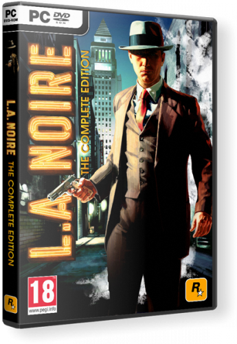L.A. Noire: The Complete Edition (2011/PC/Eng) by Naitro