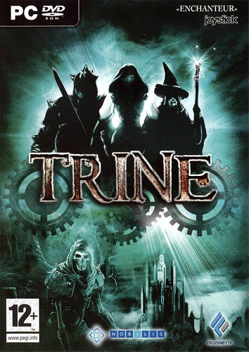 Trine: Enchanted Edition (2014/PC/Eng) | CODEX