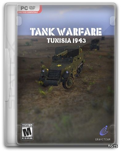 Tank Warfare: Tunisia 1943 (2017) PC | RePack от SpaceX