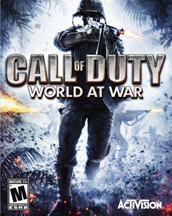Скачать Call of Duty: World at War v1.7 (2008) [Repack от z10yded] RUS