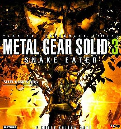 Metal Gear Solid 3: Snake Eater (2004/PC/RePack/Eng) by Rick Deckard