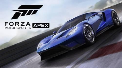 Forza 6 уже доступна на PC