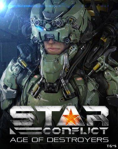 Star Conflict: Age of Destroyers [1.3.9.89288] (2013) PC | Online-only