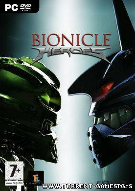 Bionicle Heroes (2006/PC/Eng)