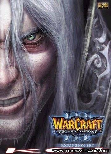 Warcraft III 1.24c (2010) PC+ Dota 6.70