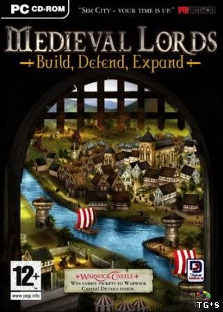 Властители Средневековья / Medieval Lords [v1.04] (2004) PC | Лицензия