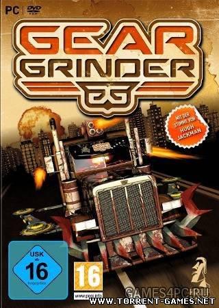 GearGrinder / Sledgehammer [Racing/Arcade][PC DVD][ENG][2009