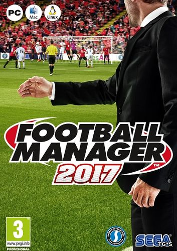 Football Manager 2017 + Touch 2017 [2016|Rus|Eng]