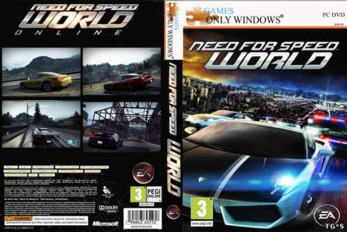 Need For Speed World Online (2010/PC/Rus) by tg