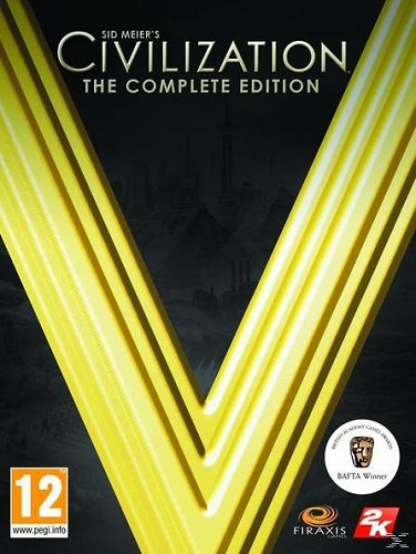 Sid Meier's Civilization V. Game of the Year Edition [RePack] [2010|Rus|Eng]