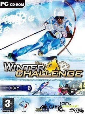 Зимние Олимпийские Игры. Турин 2006 / Winter Challenge (2006) PC