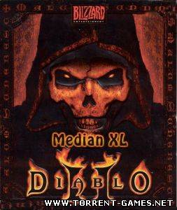 Diablo 2: Median XL (2010 RUS) (2010) PC