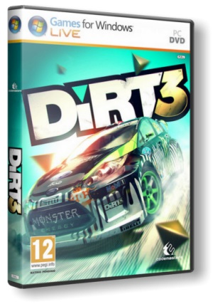 DiRT 3 Complete Edition (2015) PC | Лицензия