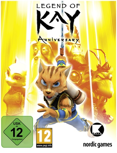 Legend of Kay Anniversary [RUS] (2015) PC | RePack от qoob