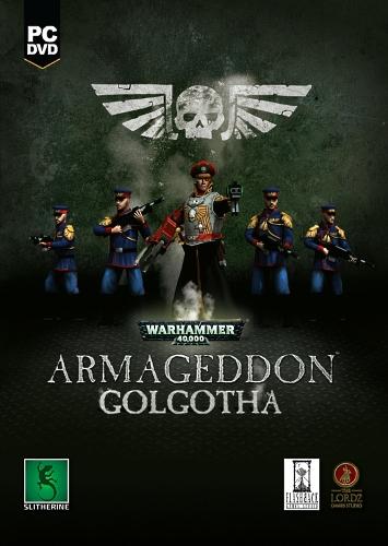 Warhammer 40,000: Armageddon [v 1.10 + 7 DLC] (2014) PC | Лицензия