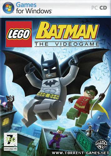 Лего Бэтмэн / LEGO Batman (2009) PC