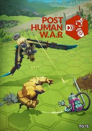 Post Human W.A.R [v 1.1.3] (2017) PC | Лицензия