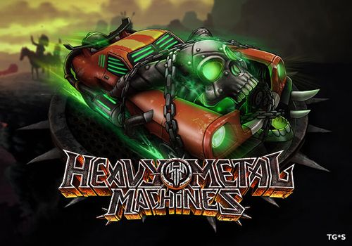 Heavy Metal Machines [b.0.0.0.627] (2017) PC | Online-only