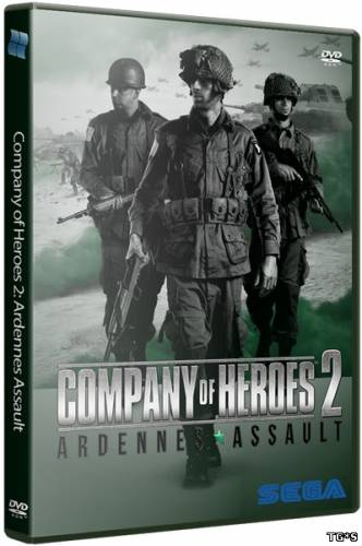 Company of Heroes 2: Ardennes Assault [v 4.0.0.1954 + DLC's] (2014) PC | RePack от xatab