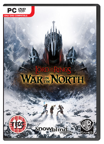 Lord Of The Rings: War In The North (2011) PC | RePack by qoob