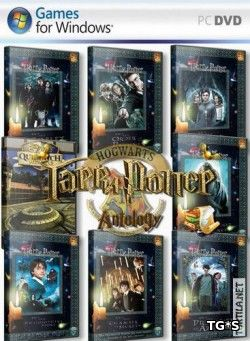 Гарри Поттер - Антология / Harry Potter - Anthology (2001-2011) [RUS/ENG][RePack] от R.G. Catalyst