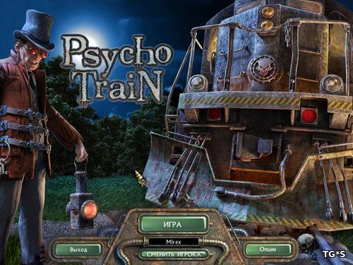 Поезд Психопата / Psycho Train (2014) PC