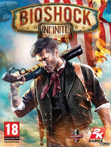 BioShock Infinite [v.1.1.25.5165] (2013) PC | Steam-Rip от Let'sРlay