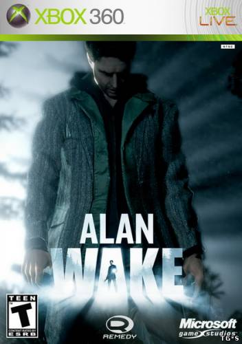 [XBOX360] Alan Wake [Region Free] [2010 / Multi9]