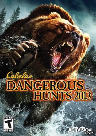 Cabela's Dangerous Hunts 2013 (2012) PC | RePack от SEYTER