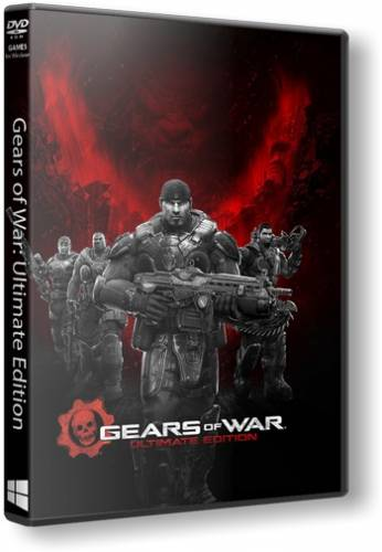 Gears of War: Ultimate Edition (2016) [RUS] [L]