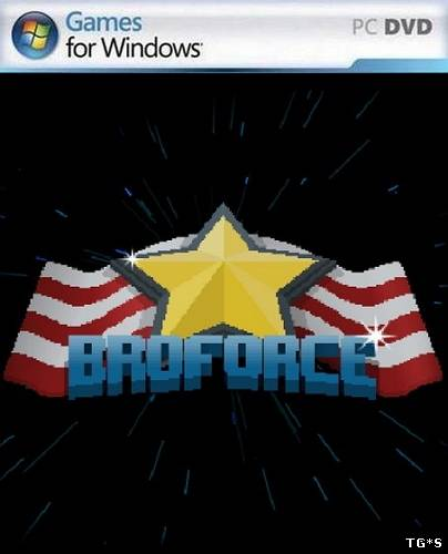 Broforce [Patch 5399 201606232041] (2015) PC | Лицензия