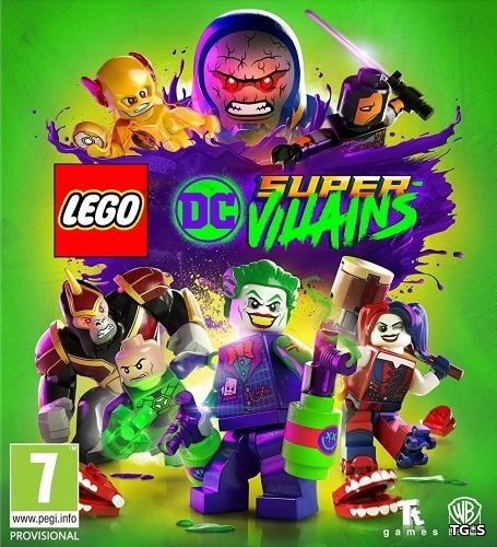 LEGO DC Super-Villains Deluxe Edition [v 1.0.0.8959 + DLCs] (2018) PC | RePack by qoob