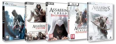 Assassins Creed Anthology