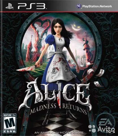 American's McGee's Alice & Alice: Madness Returns + DLC [USA/RUS] (PS3)