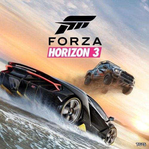 Forza Horizon 3 (2016) PC | Repack by FitGirl
