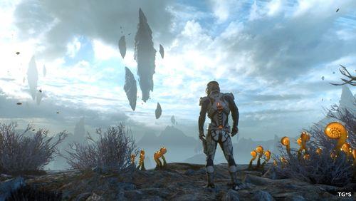 Mass Effect Andromeda - скоро будет исправлен размер шрифта