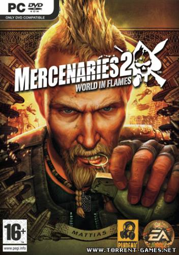 Mercenaries 2 World In Flames (2008) PC RePack
