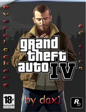 GTA 4 / Grand Theft Auto IV - Complete Edition [v 1070-1120] (2010) PC | Repack by FitGirl