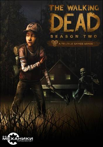 The Walking Dead: Season Two [GoG] [2014|Eng]