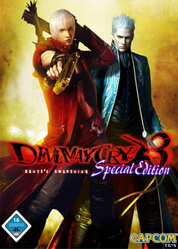 Devil May Cry 3.Dantes Awakening.Special Edition [v 1.3.0] (2006) PC | Русификатор звука