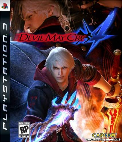 Devil May Cry 4 [RUSSOUND] [FULL]