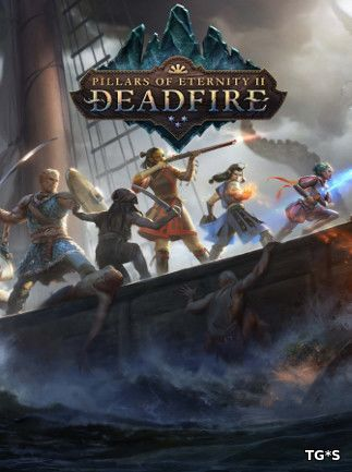 Pillars of Eternity II: Deadfire [v 1.0.2.0089 + DLCs] (2018) PC | Лицензия GOG